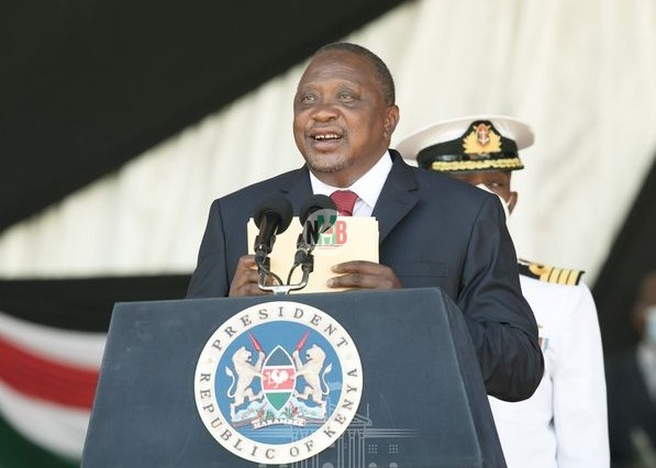 It is unclear who he was referring to as a thief but its no doubt that the statement will raise critical questions on Uhuru's Plan.