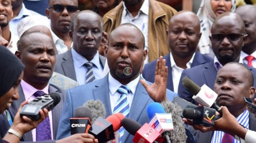With BBI signatures, ODM Allies Pushes For Fresh BBI Amendments.