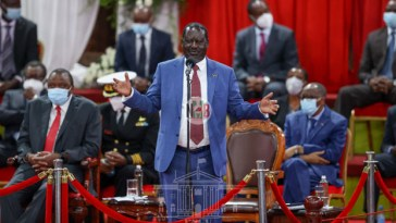 Ichung'wah Makes Allegations On How Uhuru And Raila Plans To Use BBI to Enslave Kenyans