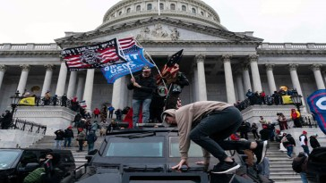 Shameful; US Mocked By China Over Capitol Hill Chaos