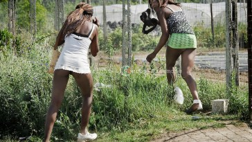 Dirty Things Our Girls Are Doing in Europe Just to Get Money