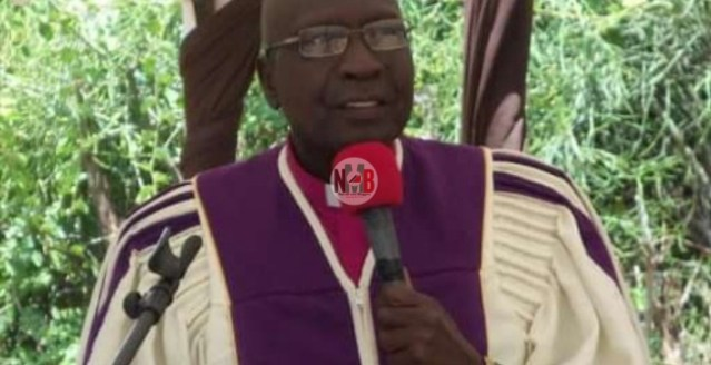 Bishop Silas Misoi Yego