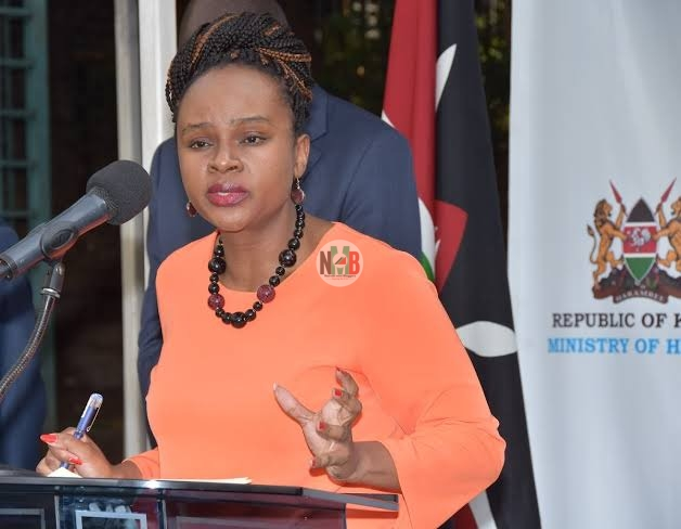 See How Much Mercy Mwangangi, and Other CAS Earn Per Month