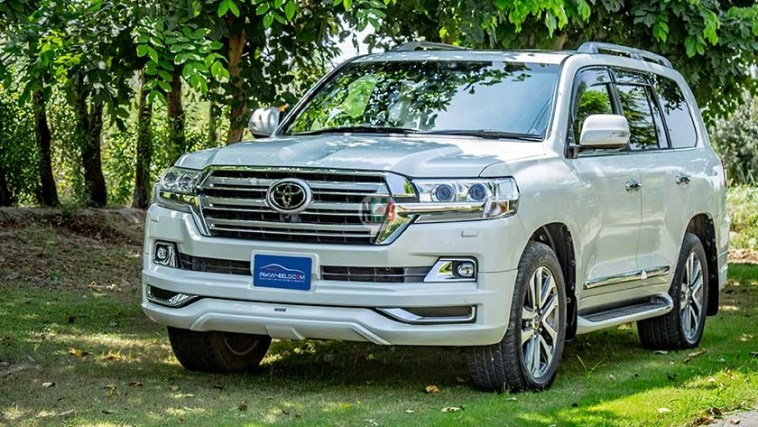 Top 5 Most Expensive Japanese Cars In Kenya