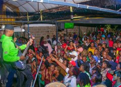 Facts You Didn't Know About A Kikuyu Singer Samidoh