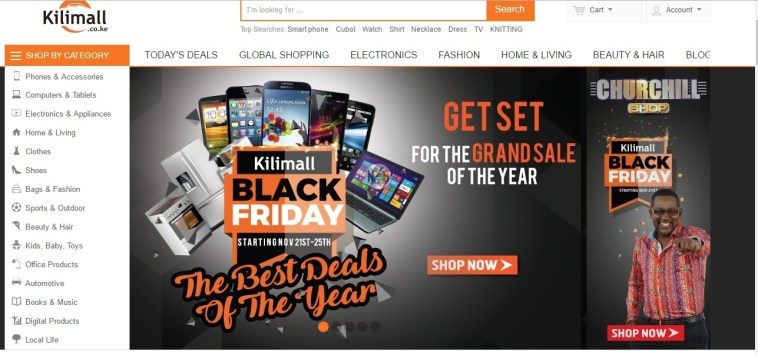Kilimall Not Charging