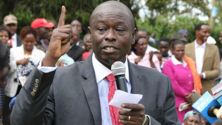 Rigathi Gachagua Reveals This To Kenyans Protesting Over DP Ruto Ouster.