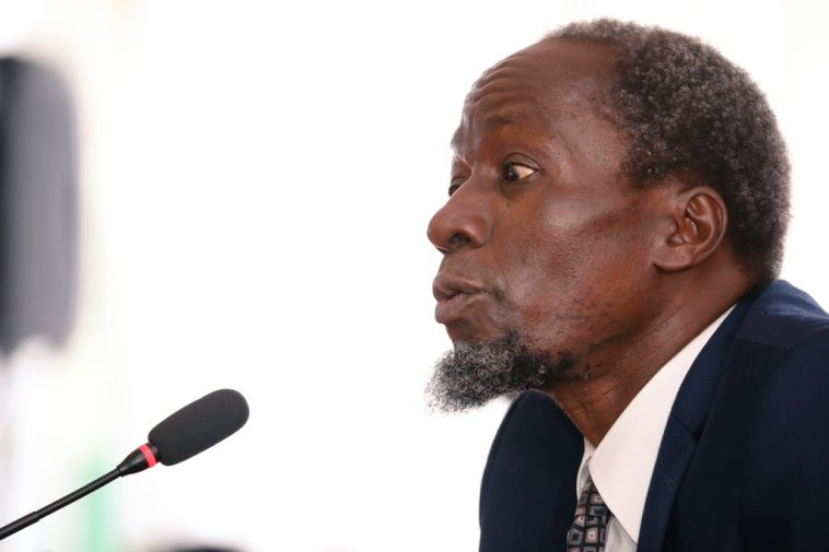 Justice Marete - Why You Will Employ My Wife as Aide if I Get CJ Post