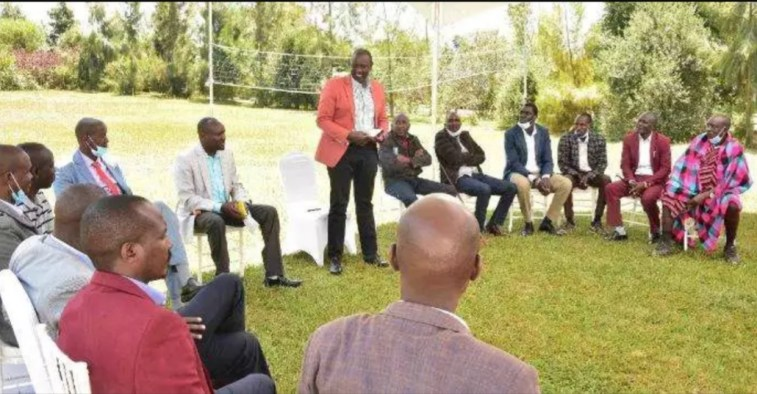 Deputy President William Ruto Weekend Schedule Panic As Ruto Allegedly Calls For A Crisis Meeting With Over 50 Delegates