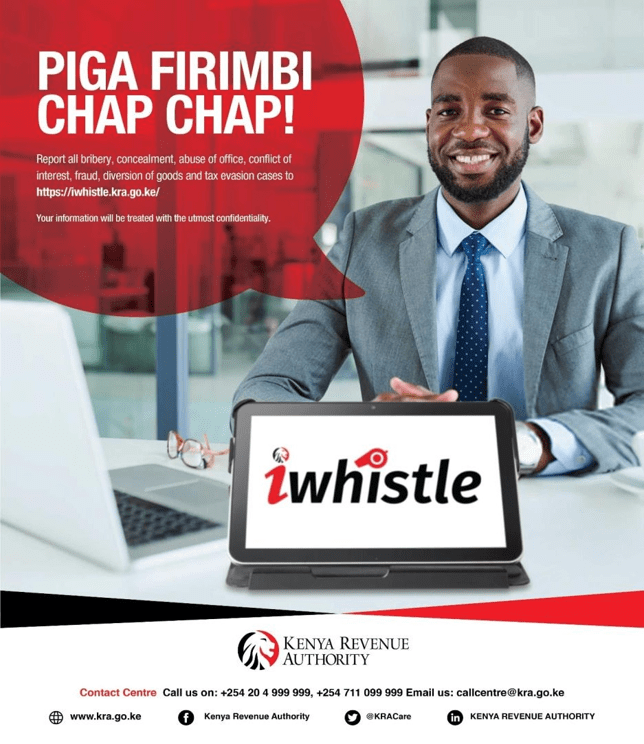 KRA Introduces iWhistle