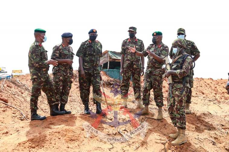 KDF Soldier Salary Per Month In KSh