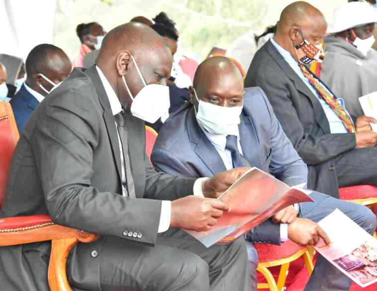 Bottom-Up Economic Model Explained by DP Ruto