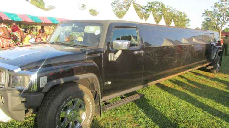 Cost Of A Brand New Limousine Car In Kenyan Shillings.