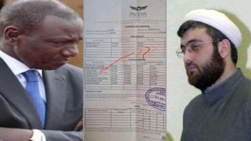 Facts About a Harun Aydin- Turkish Man Who was Part of DP Ruto's Trip to Uganda