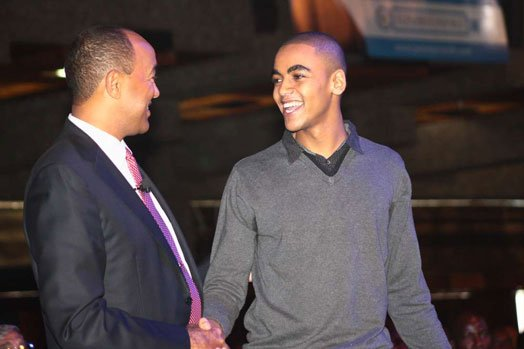 Peter Kenneth Andrew his son Andrew Kenneth