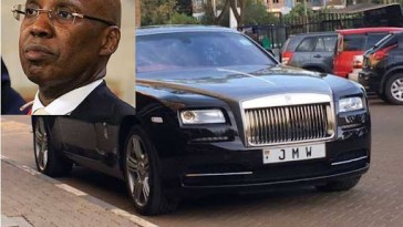 8 Expensive Cars That Roll-On In Kenyan