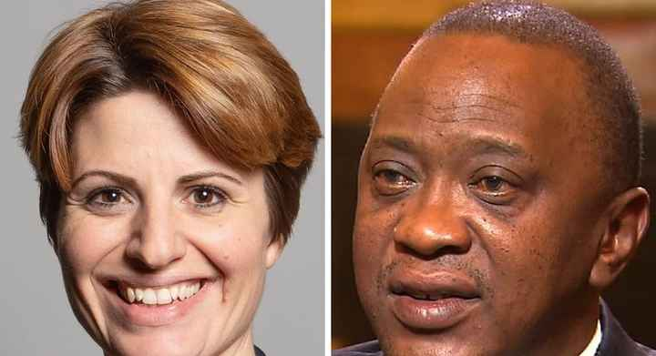 British MP Living in Shs 152 Million House In the UK Allegedly Owned By Kenyatta Family Speaks Out