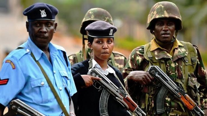 Cost of Hiring a Police Officer In Kenya