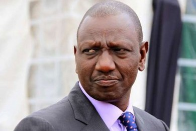 William Ruto corrupt ever leader