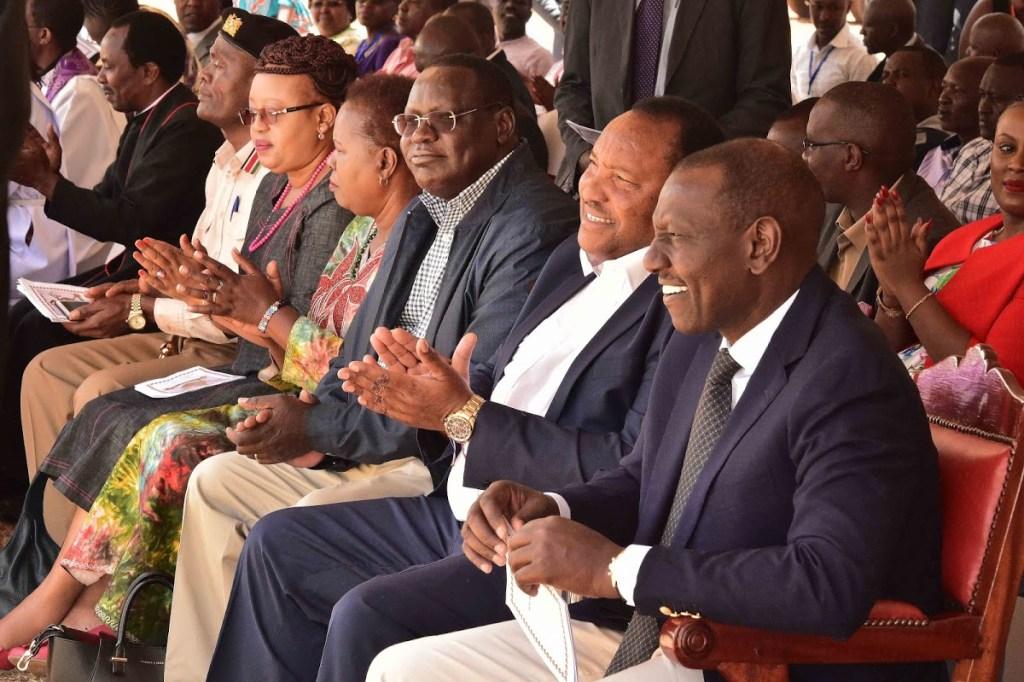 Depeuty President William Ruto