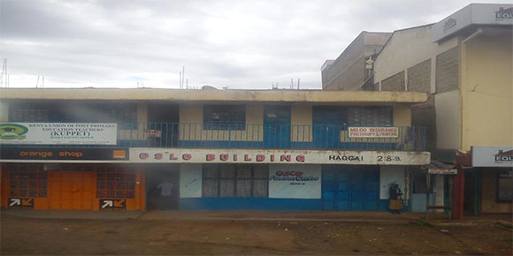 Supermarket staff in Bomet'beat man to death for pinching shoe polish'