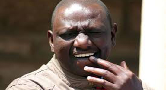 Dr William Ruto