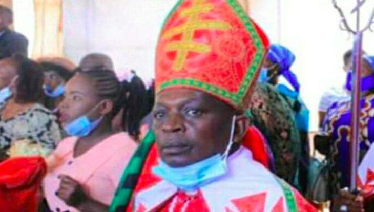 muranga pastor