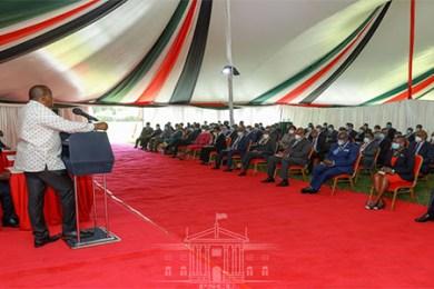 Uhuru statehouse