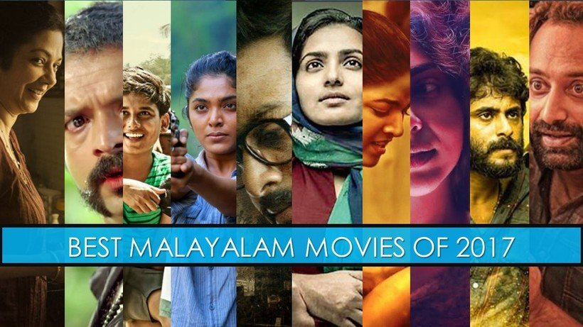 Top Malayalam movies of 2017