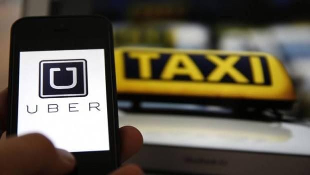 Uber cab rides