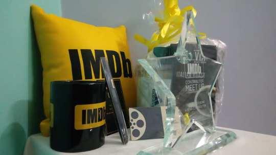 IMDb merchandise