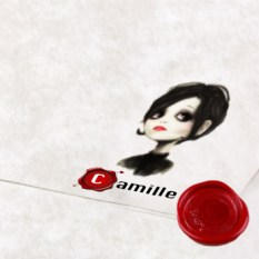 Lettre-camille
