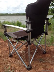 oztent king kokoda chair review hanging target ltd – naive nomads