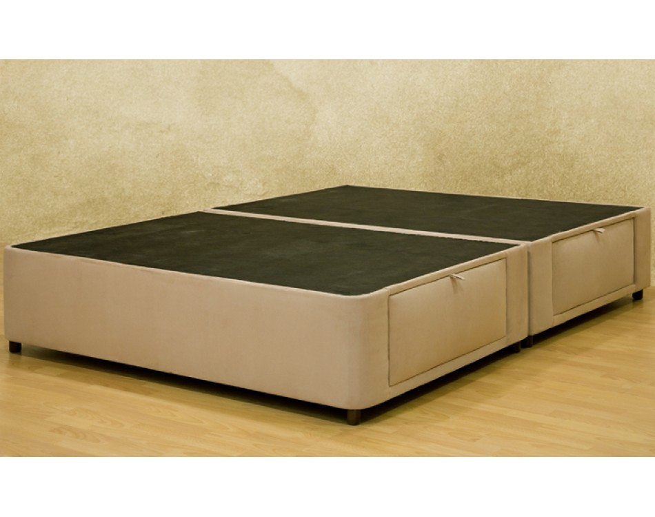 Tiffany 4 Drawer Platform Bed Storage Mattress Box
