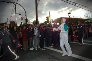 Olympic Torch Relay – Delta