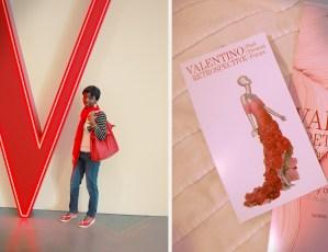 """gOMA """"Valentino, Retrospective"""" exhibition"""