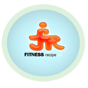 Fitness Recipe – logo design