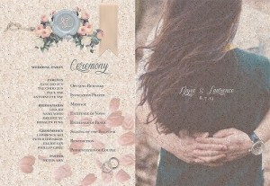 Wedding: Print Design