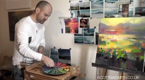 Colour Theory: Balance and Harmony with Scott Naismith