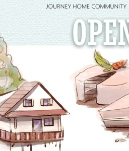JHC Open House – Event Illustration & Design