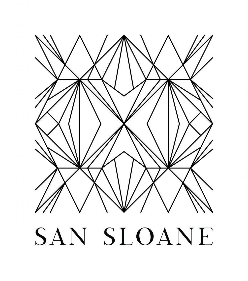 Logo Design (final) for SAN SLOANE