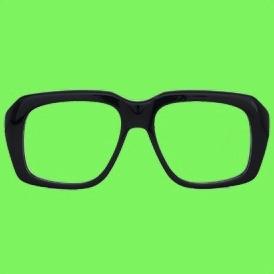 【AR】ジョージ・A・ロメロのメガネの作り方