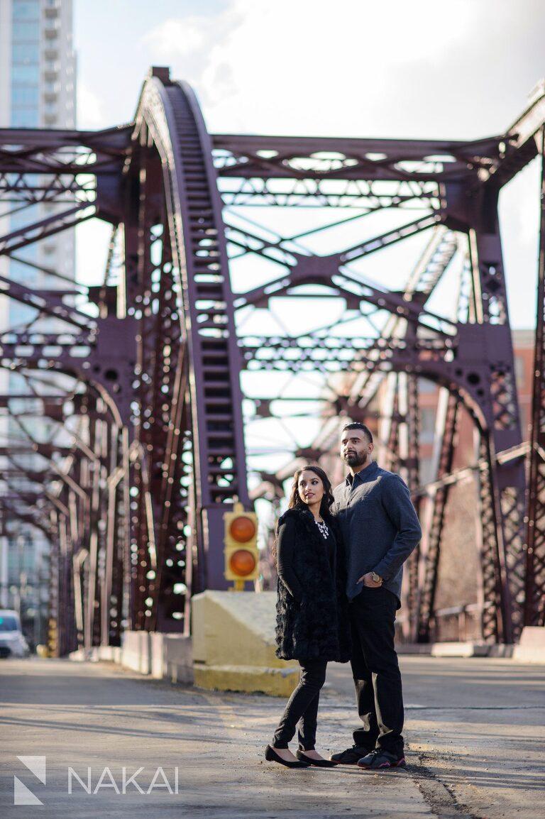 Best 3 Chicago Engagement Photo Locations Photographer Nakai  Chicago Wedding Photographer