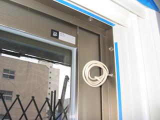 窓には設けられているセキュリティシステム