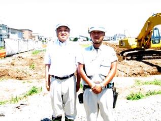 左から中山社長・能代谷さん