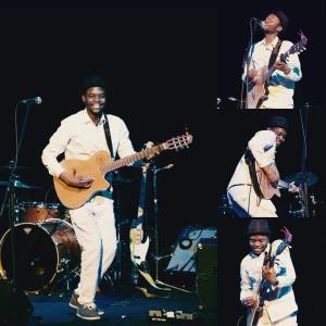 Munya Mataruse at Calgary Folk Festival