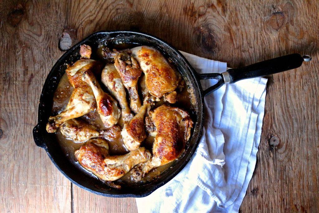 Sweet & Sour Almond Chicken