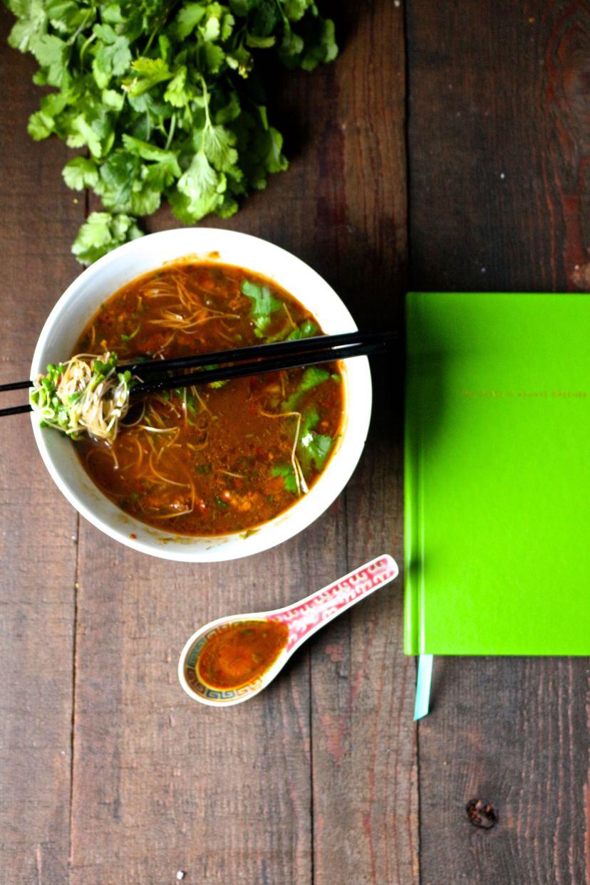 Umami Crispy Pork Pho