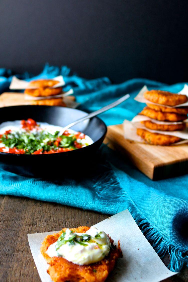 Sweet Potato Cakes Naked Cuisine