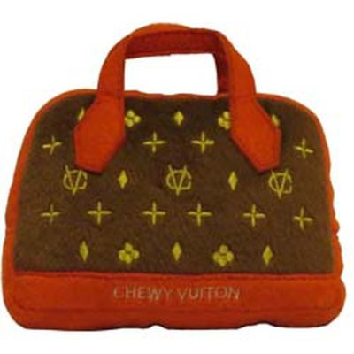 Chewy Vuiton Posh Purse Toy